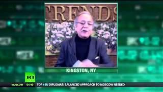 Gerald Celente - RT News Boom Bust - November 6, 2014