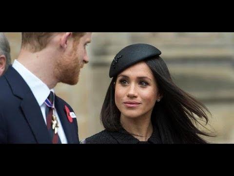 Prinz Harry und Meghan Markle: Von Hochzeitsstress no ...