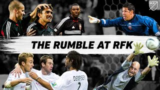 If We Had VAR, It Would've Been 8 vs 8: DC United vs New England Revolution | Playoff Moments by Major League Soccer