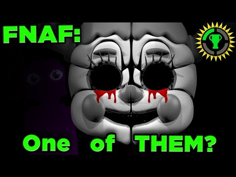 Game Theory: Follow the EYES! | FNAF Sister Location (видео)