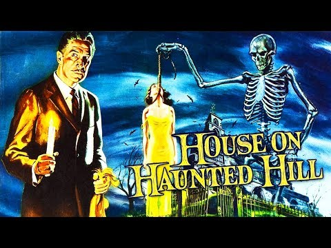 House on Haunted Hill (1959) Horror, Sci-Fi