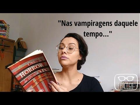 Contos de Horror - Epílogo Literatura
