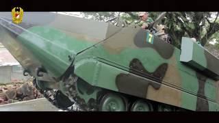 Video Uji Fungsi TANK ARISGATOR A2+ TNI-AD MP3, 3GP, MP4, WEBM, AVI, FLV Januari 2019