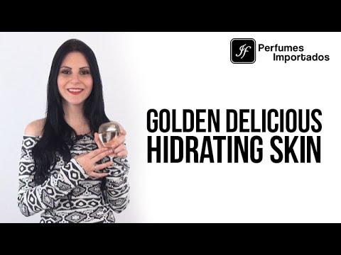 Perfume DKNY Be Delicious Golden Delicious Hidrating Skin Feminino - Eau de Toilette