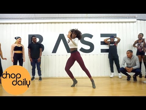 Aya Nakamura Ft Afro B - Dja Dja (Afro In Heels Dance Video) | Patience J Choreography | Chop Daily