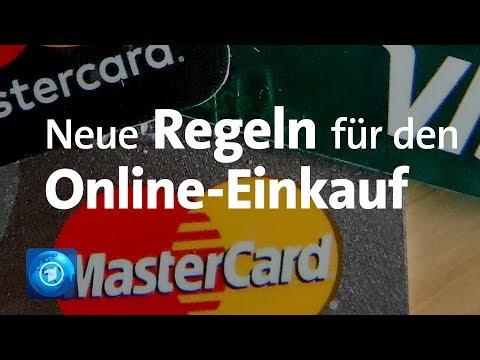 Online-Shopping: Neue Regeln beim Einkauf mit Kreditk ...