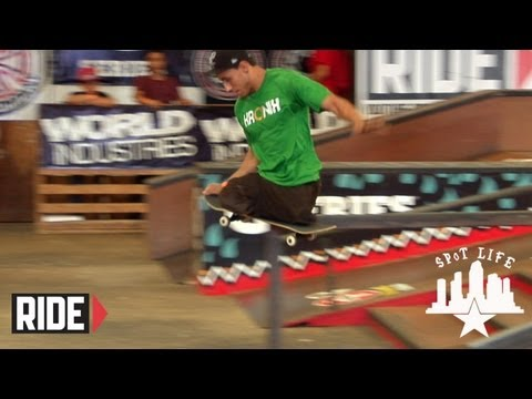 Italo Romano - Italo Romano made the cut to the Semi-Finals at Tampa Pro this weekend not because he has no legs, but because he ripped. What an inspiration. What's your ex...