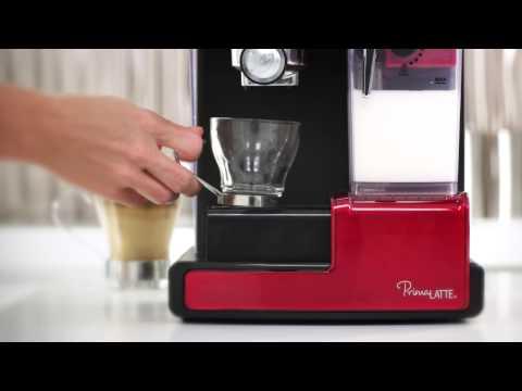 Nueva Cafetera PrimaLatte™ de Oster®