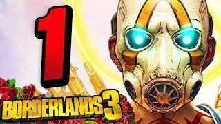 BORDERLANDS 3 [Walkthrough Gameplay ITA HD - PARTE 1] - I FIGLI DELLA CRIPTA (Nuova Serie)