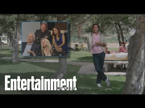 Chevy Chase & The Original Griswolds Get Together For 'Vacation' Reunion | Entertainment Weekly