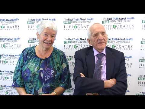 Nutrition - Meet China Study Author T. Colin Campbell's Wife