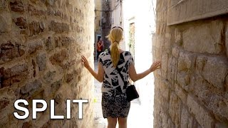 Split Croatia  city images : Landing in Split CROATIA - FIRST adventure | Travel Vlog