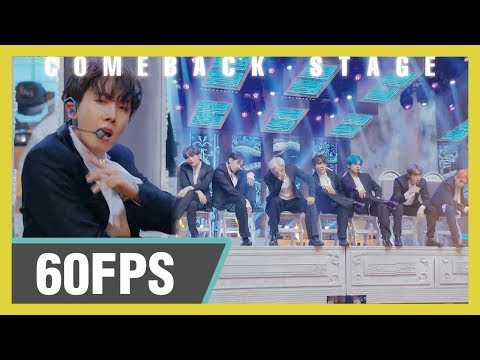 60FPS 1080P | BTS (방탄소년단) - Dionysus  Show! Music Core 20190420