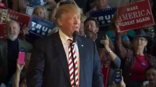 Grand Junction (CO) United States  city photos : FULL Donald Trump in Grand Junction, Colorado