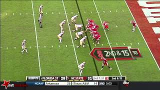Jacoby Brissett vs FSU (2014)