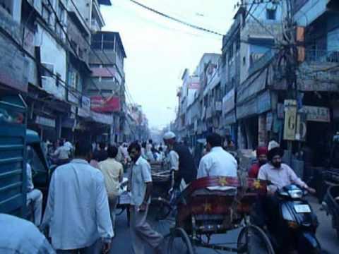"""Les Boukakes, India tour 2009, """"Maddoumi"""""""