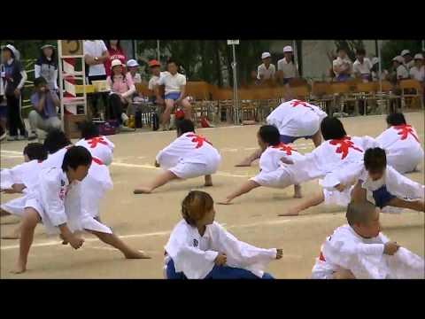 北九州市 大谷小学校 運動会2012年5月20日