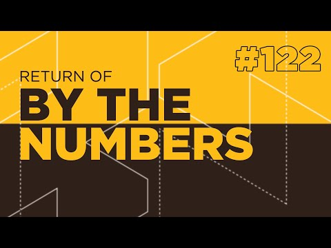 Return Of By The Numbers #122