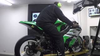 10. 2011 Kawasaki ZX10R Launch Control