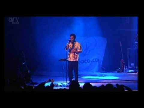 Café Tacvba video María - En vivo 2001