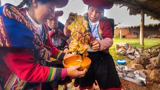 Video 8,000 YEAR-OLD BARBECUE STYLE - Ancient Inca Food in Peru! MP3, 3GP, MP4, WEBM, AVI, FLV Agustus 2019