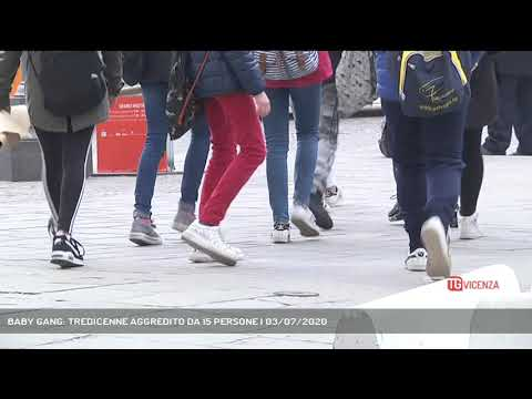 BABY GANG: TREDICENNE AGGREDITO DA 15 PERSONE | 03/07/2020