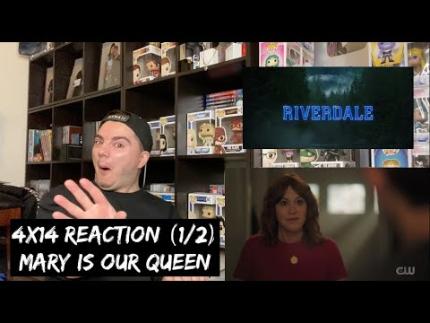 RIVERDALE - 4x14 'HOW TO GET AWAY WITH MURDER' REACTION (1/2)