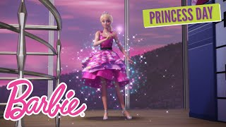 Celebrate National Princess Day with Barbie   Barbie