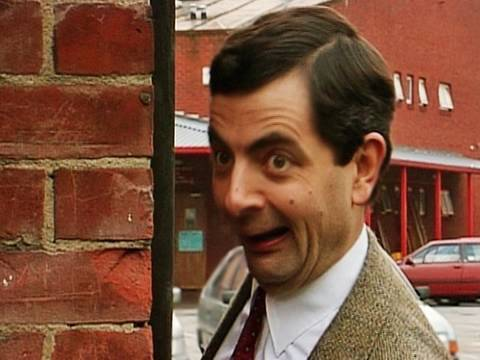 Mr Bean - Army Cadets