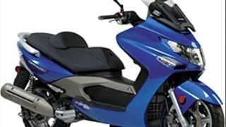 8. Kymco Xciting