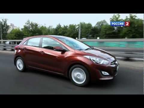 Hyundai i30 5D Тест-драйв Hyundai i30 // АвтоВести 64