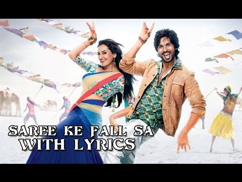 sa - To watch more log on to http://www.erosnow.com Watch 'Saree Ke Fall Sa' Full Song - http://erosnow.com/#!/music/watch/1005266/r...-rajkumar/6121652/saree-ke-...