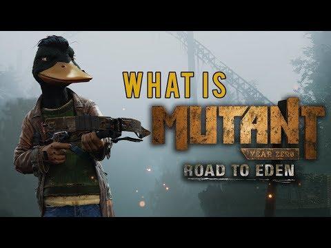 Qu'est-ce que Mutant Year Zero : Road to Eden ? de Mutant Year Zero: Road to Eden