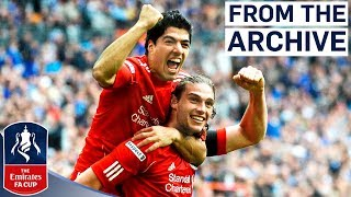 Video Carroll Scores in 87th Minute to Win The Derby! | Liverpool 2 - 1 Everton (2012) | From The Archive MP3, 3GP, MP4, WEBM, AVI, FLV Desember 2018