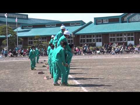 松尾中学校 大運動会