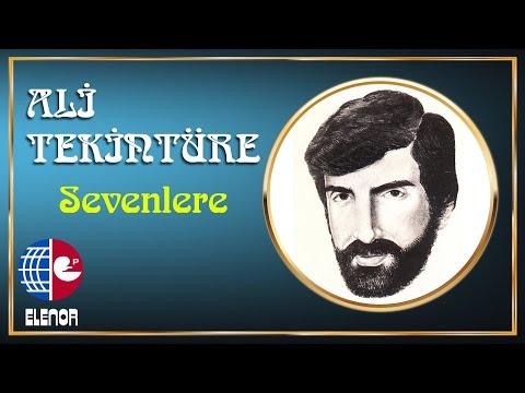 ALİ TEKİNTÜRE - BİR ATEŞE ATTIN BENİ (видео)