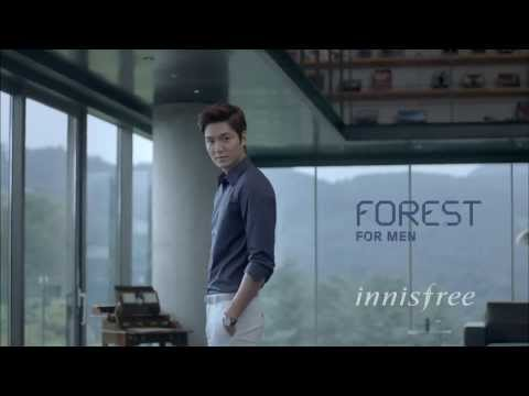 [Korean TVC] Lee Min Ho 이민호 Innisfree Forest For Men CF Ver 3 16s (видео)