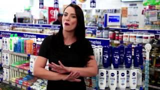 Produtos para cuidar da pele