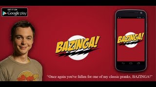 BAZINGA! (+ Whip Crack & more) YouTube video