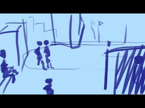 Fall on Me by Louis Futon (1 hour storyboard challenge)