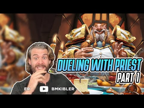 (Hearthstone Duels) Dueling With Priest Part 1
