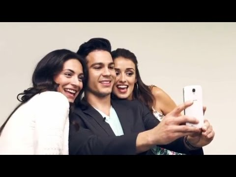ana brenda contreras - Ray Diaz, the young star of Hulu's original series 'East Los High' visted Miami, had fun with the hosts of Despierta America in Univision and met the sexy An...