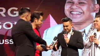Video ZOEY RAHMAN AT D'ACADEMY ASIA 09122015 MP3, 3GP, MP4, WEBM, AVI, FLV September 2018