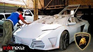 Video ADA DARI INDONESIA! Inilah 5 Mobil Lamborghini Buatan Tangan Sendiri MP3, 3GP, MP4, WEBM, AVI, FLV Mei 2018