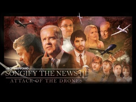 Flying Robots - Songify the News 3