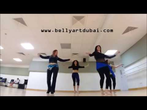 3 Daqat - Abu Ft. Yousra  ثلاث دقات - أبو و يسرا (belly Dance Choreo)
