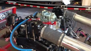 New 383 repower for the 20 Bertram Bahia Mar