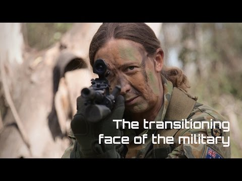 Transgender women in the Australian military- The Feed