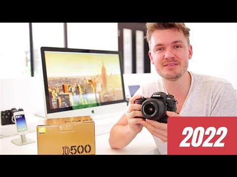Nikon D500 Review! - The Best DSLR of 2016?