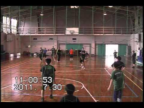 大里柳小体育館お別れ会2